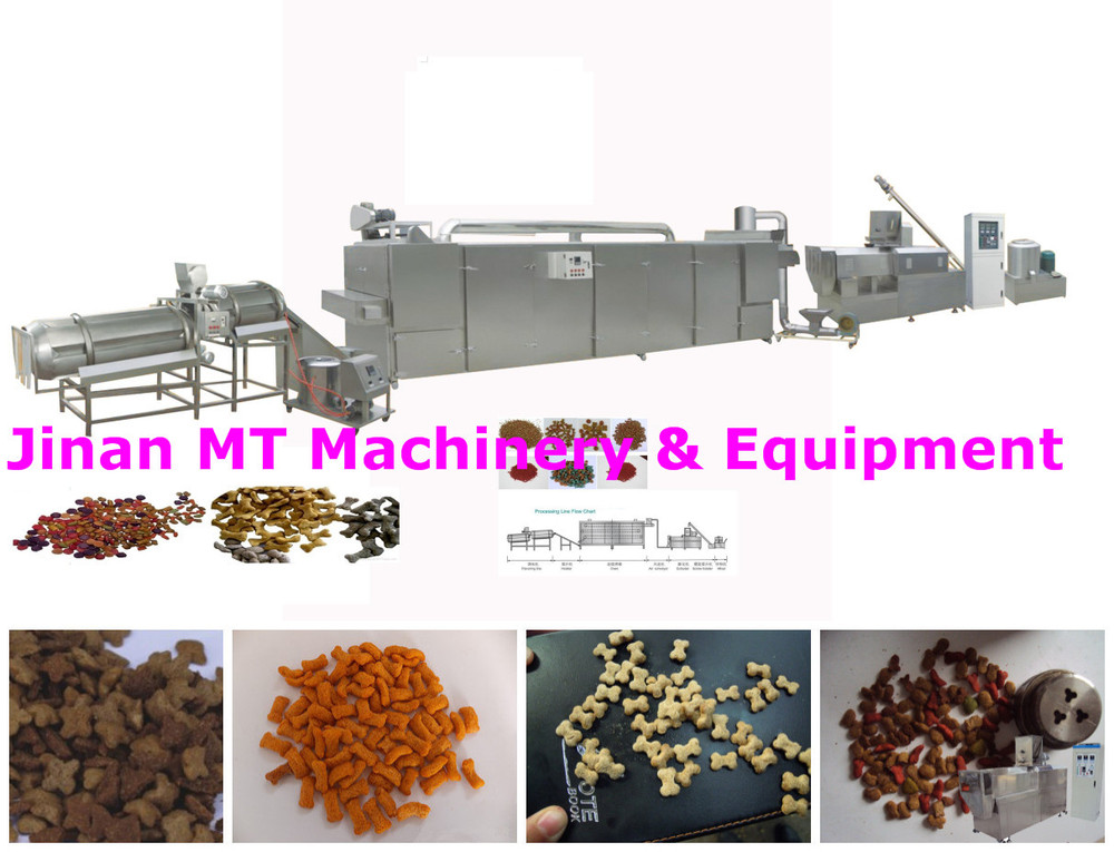 Animal Chews machine Dog Treats Food Processing Machine