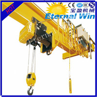 5 ton single girder overhead crane price