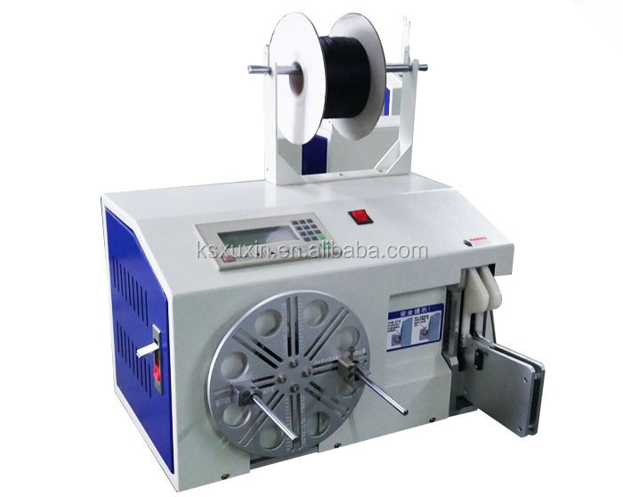 2017 New products automatic Wire twisting tie machine,wire cable tie machine best selling products in china