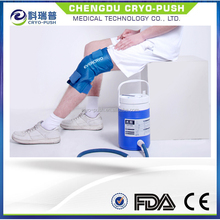 Knee cold physiotherapy leg rehabilitation equipment