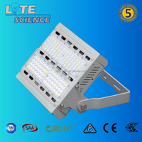 Asymmetrical Floodlight, led tunnel lighting, Lumileds 3030LED with lm80, hot sale 5 years warranty
