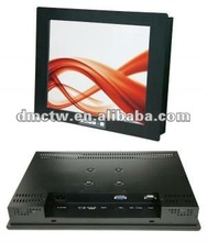 "19"" TS, TFT LCD Kit, Steel,touch NEMA 4 / IP65 compliant front panel"
