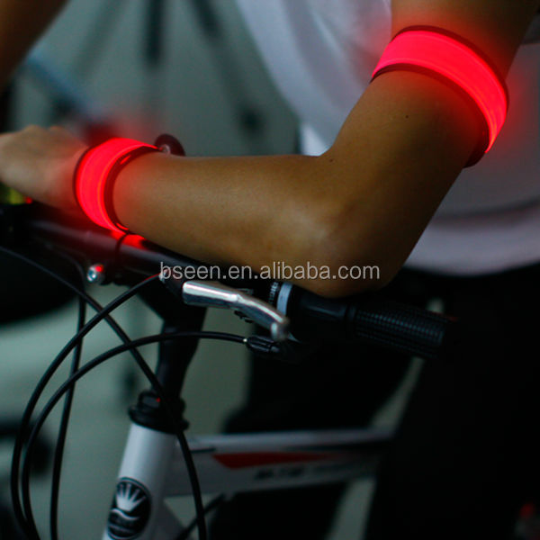 2014 new product good price hot sale led band cycling wear