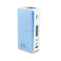 China high demand export products 60w temperature control s6 mini box mod mini