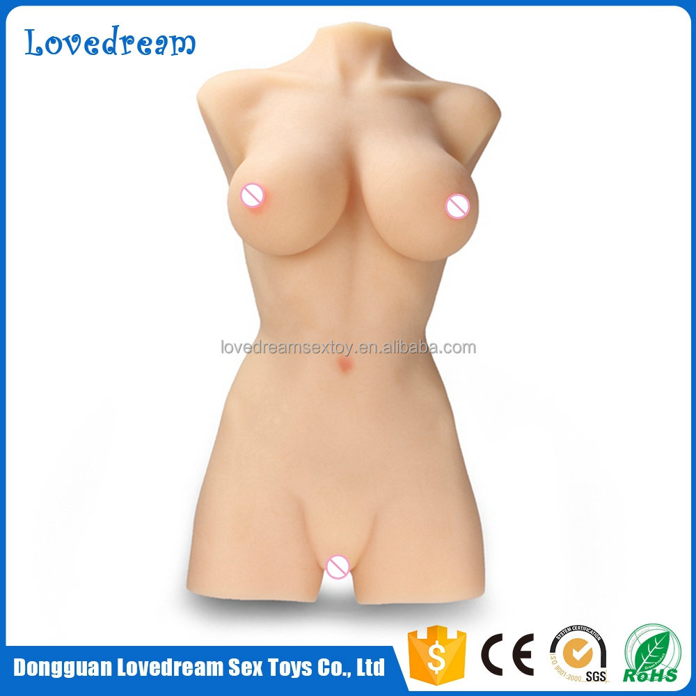Sex Doll Torso 65CM Sex Doll Big Breast