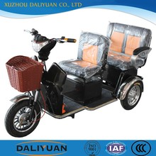 electric tricycle 3 wheel motorcycle with passenger seats
