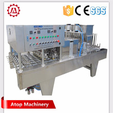2017 Newest Best Selling High Quality Automatic wine bottle filling sealing machine/wine bottling machine