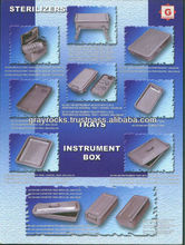 Trays & Instrument Boxes