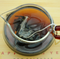 OEM tea Lavender Pu'er tea senna slimming tea