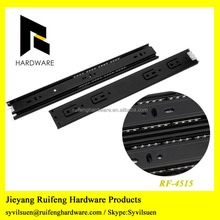 3 Fold drawer channel full Extension jieyang hardware factory