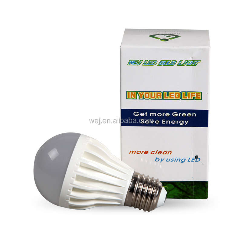 SMD e27 led lighting bulb cost price, 5w7w9w12w e27 led bulb light distribution, CE ROHS E26e27 led bulb lighting factory price