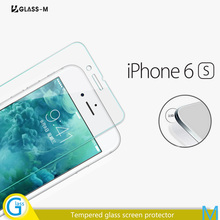 Factory Custom Made Tempered Glass Screen Protector for iPhone 6