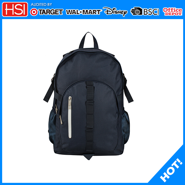 China supplier 2016 new style polyester fabric child school bag