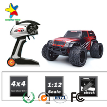 Hot sale 1/12 4wd electric high speed car sample rc car/mini high speed rc car XY-159