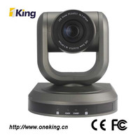 USB PTZ Web Camera With HOV 60 Degree Can Be Mounted On A Wall, Ceiling, Floor Or A Tabletop