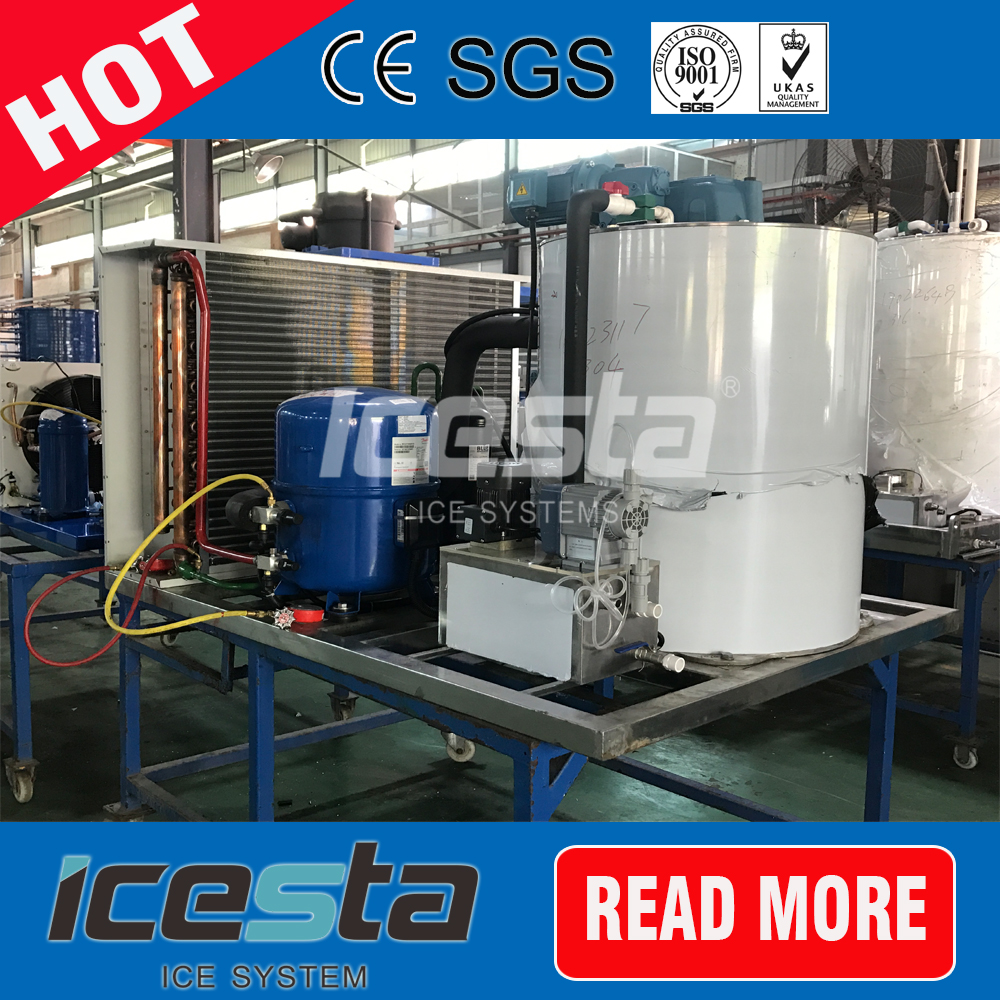 commercial snow flake ice making ice maker machine for india