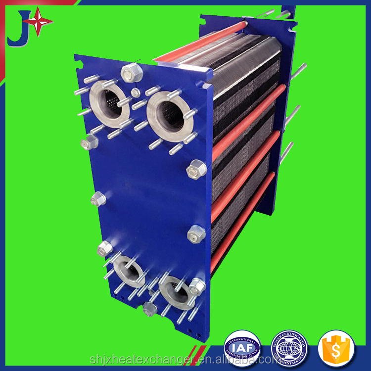 king quality sigma industrial heat exchanger