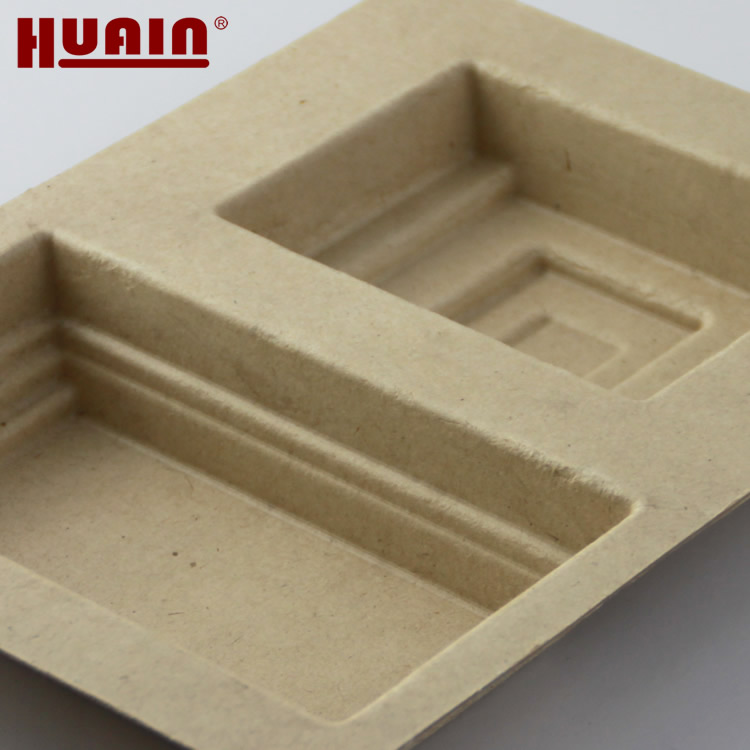 Molded Pulp Compostable and Sustainable Packaging