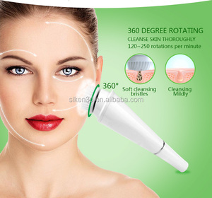 SK-Nucleaner Electric Face Cleansing Brush cleaning Exfoliation Acne and Blackheads