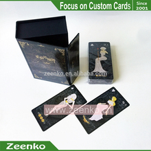 E144 Art paper custom printed Tarot cards custom tarot cards printing custom printed tarot cards