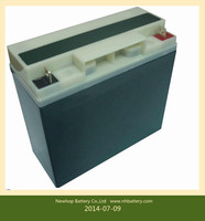 20AH lead-acid batteries, maintenance-free valve-regulated environmental protection and long life battery