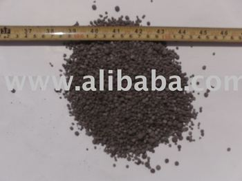 palm bunch ash granular