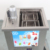 2 moulds Popsicle machine / ice lolly machine / popsicle maker