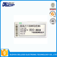 Environmental Cheap Promotional Multi-Languages Digital Price Tag