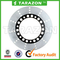 Kawasaki Rear Stainless Steel Solid Round Brake Disc Disk Rotor Z750