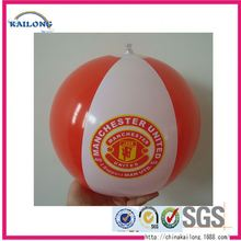 New Designed Small Pvc Inflatable Glitter Ball