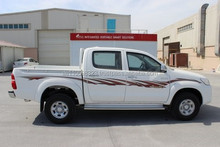 BRAND NEW TOYOTA HILUX DOUBLE CAB 4X4 2.5L TURBO DIESEL M/T WITH AB/ABS - 2015 MODEL
