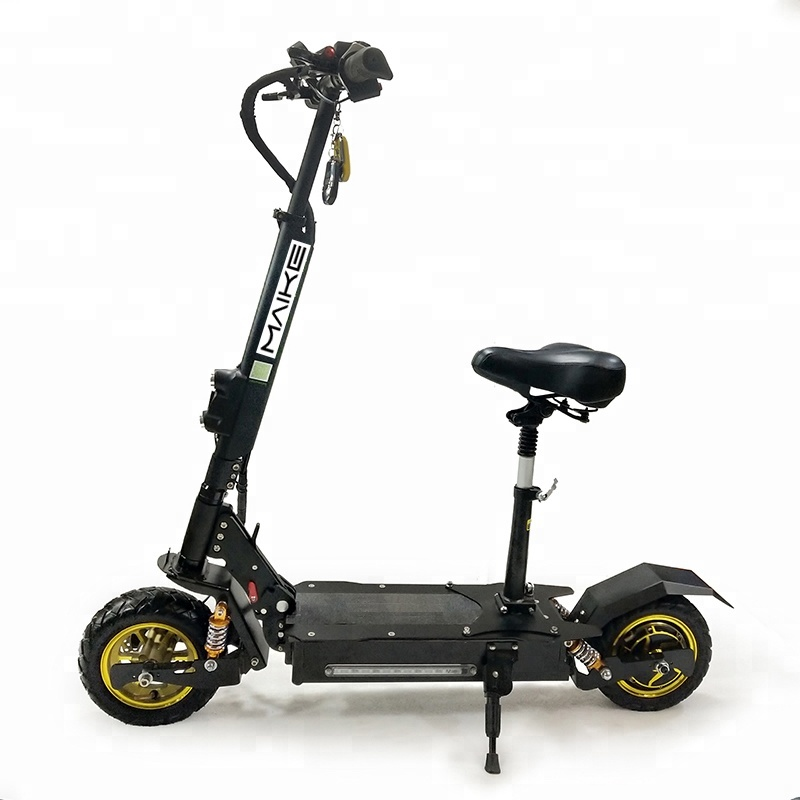 The customized powerful 800W 1600W 3200W adult dual motor 10 inch fat tire electric scooter <strong>city</strong> coco