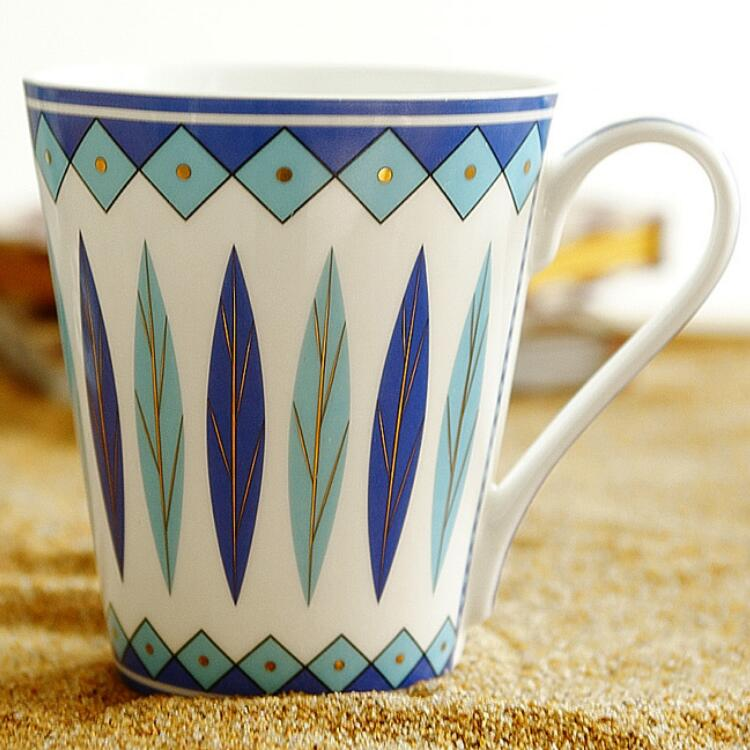 high quality Pakistan custom enamel sublimation mug