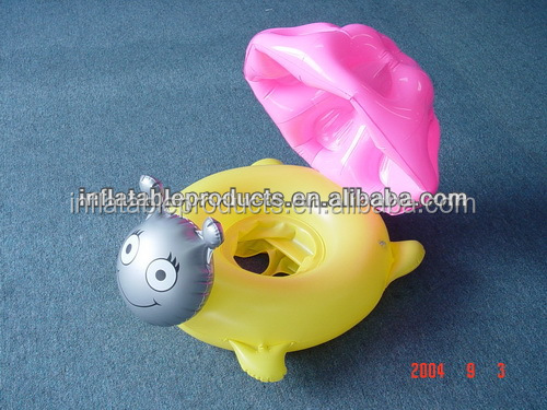 promotional pvc inflatable baby chair