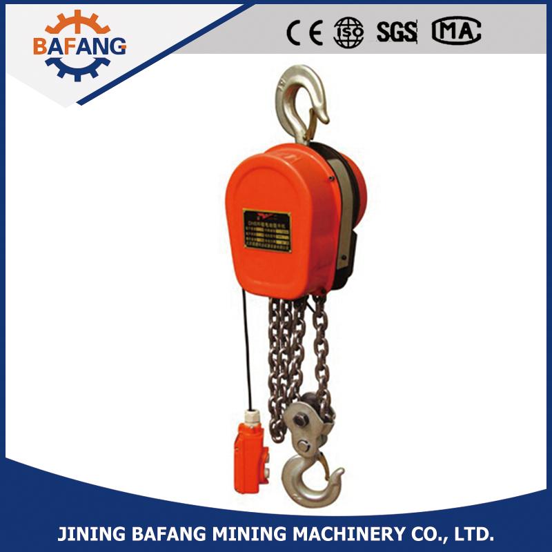 3 ton manual chain hoist