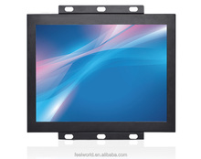Feelworld 15 inch touch screen frame with VGA Audio Video Input monitor P150-3AT