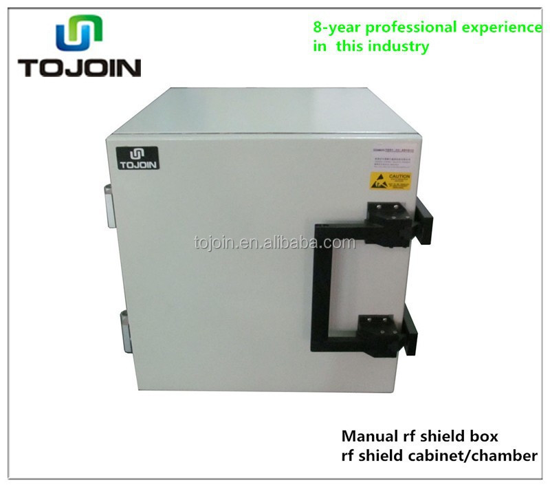 MS4040 Rf shielding box for wireless (wifi, bluetooth, 3G mobile)test