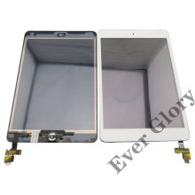 High Quality Replacement Touch Screen Digitizer with IC connector for iPad Mini