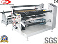 automatic slitting rewinder machine for paper