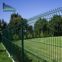 Garden and playground fence netting