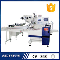 Fruit and frozen vegetable packing machine
