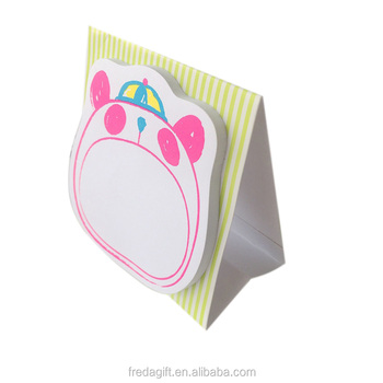 High Quality Custom Printing Sticky Note/Sticky Memo Pad