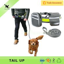 TAILUP No-pull harness running retractable leash name brand dog collars and leashes