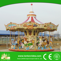 used merry go rounds for sale carousel horse centerpiece carousel amusement park games factory