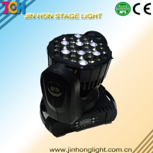 High effectand low power consumption 36x3w led moving head light beam