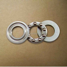 axial mini brass cage thrust ball bearing F6-14