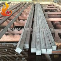 Q195/Q255 steel billet from China