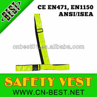 V belt safety vest