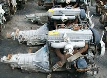 USED MITSUBISHI FUSO DIESEL ENGINE 4D56