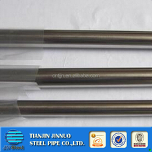 satin finish stainless steel pipe weight